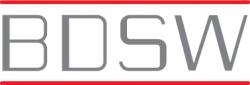 Logo BDSW (Bundesverband der Sicherheitswirtschaft)
