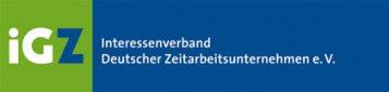 Logo iGZ (Interessenverband Deutscher Zeitarbeitsunternehmen e.V.)