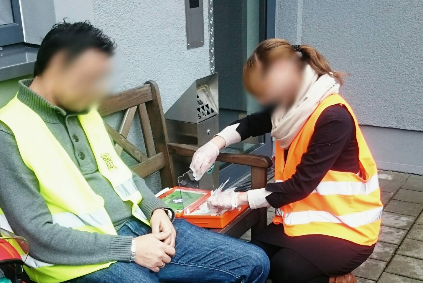 Erste Hilfe Schulung in Augsburg